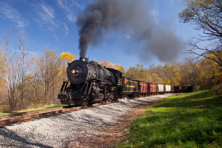 Maryland - The Western Maryland Scenic Railroad