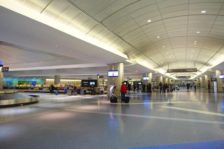 9. Houston George Bush Intercontinental Airport, Texas