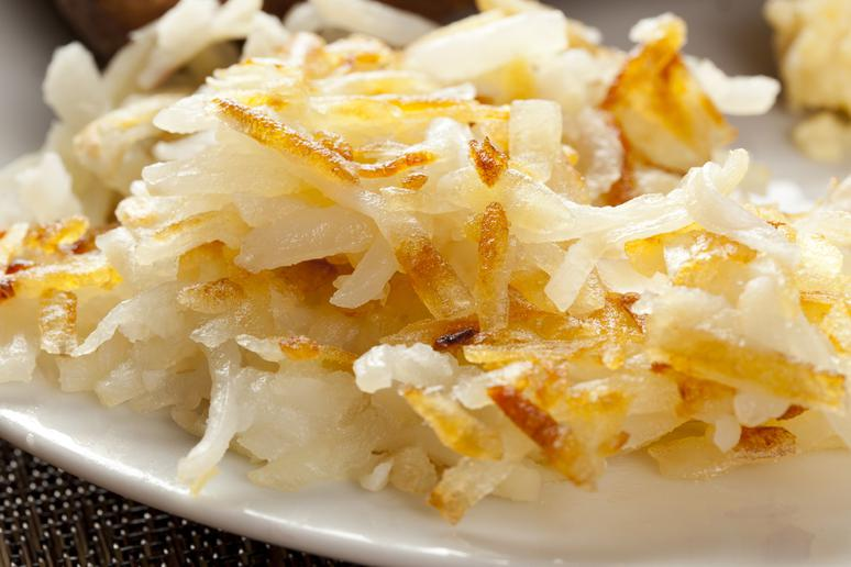 Slow Cooker Hash Brown Casserole