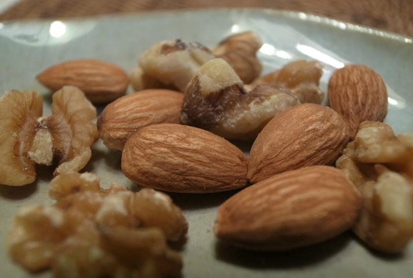 Begin to Introduce Nuts (and Keep Hydrating!)