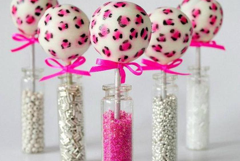 Bridal Shower Cake Pops For Every Theme