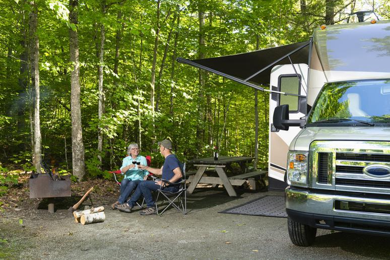 New York: Lake George RV Park (Lake George)