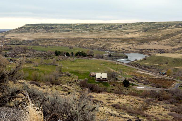 Idaho – Hagerman Fossil Beds