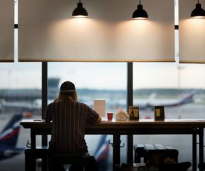 Airports Offer the Best Dining