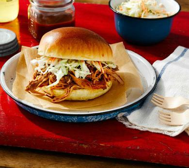 Maple Pulled Pork