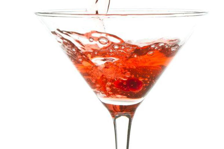 Pomegranate Cosmopolitan Recipe