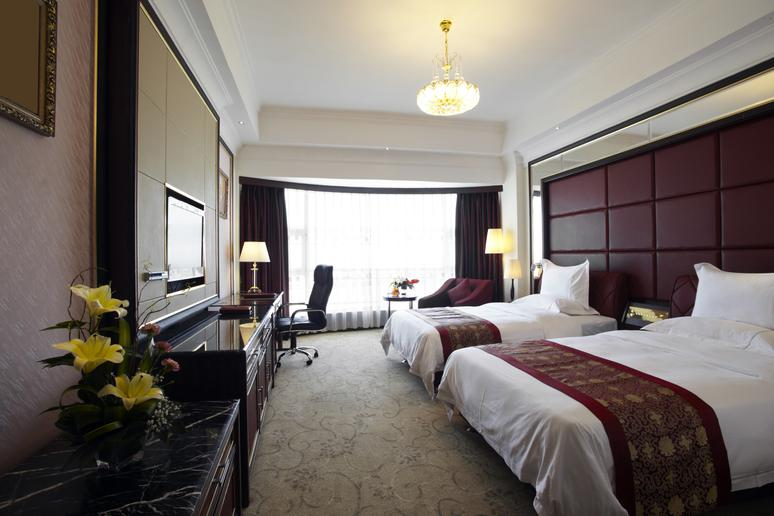Book a Hotel and Room Block