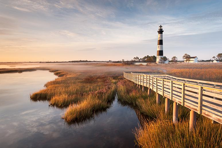 Relax at the Outer Banks, North Carolina