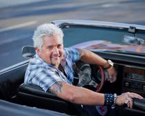 WATCH: Guy Fieri Eating in Slo-mo to 'Killing Me Softly'