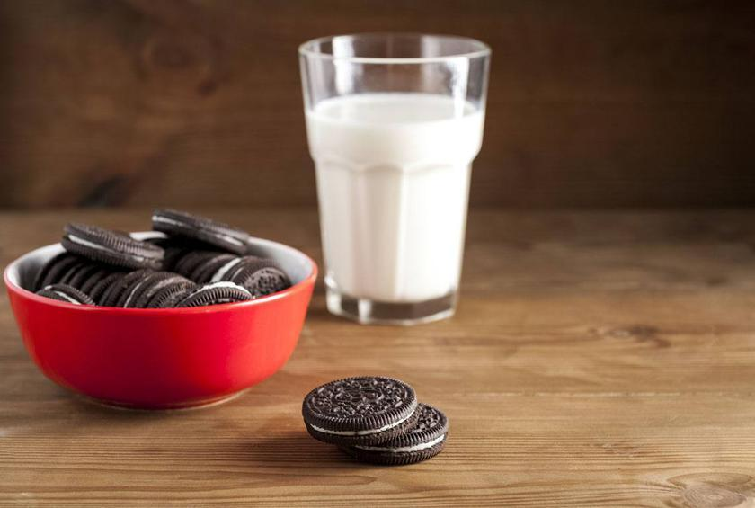 Are you ready? Here's a new way to dunk milk's favorite cookie