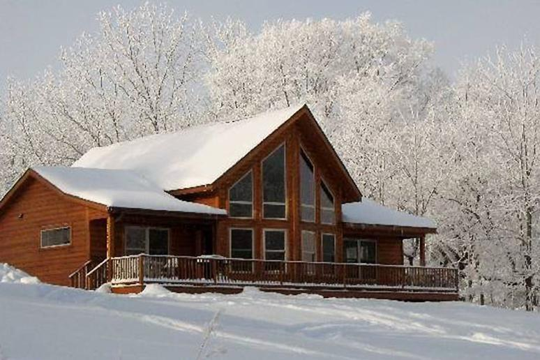 Iowa: Red Cedar Lodge (Charles City)