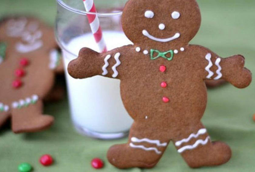 How to Dress Up Your Gingerbread Man