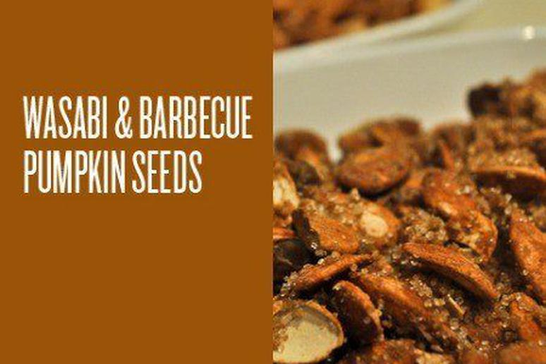 Cajun Barbecue Pumpkin Seeds