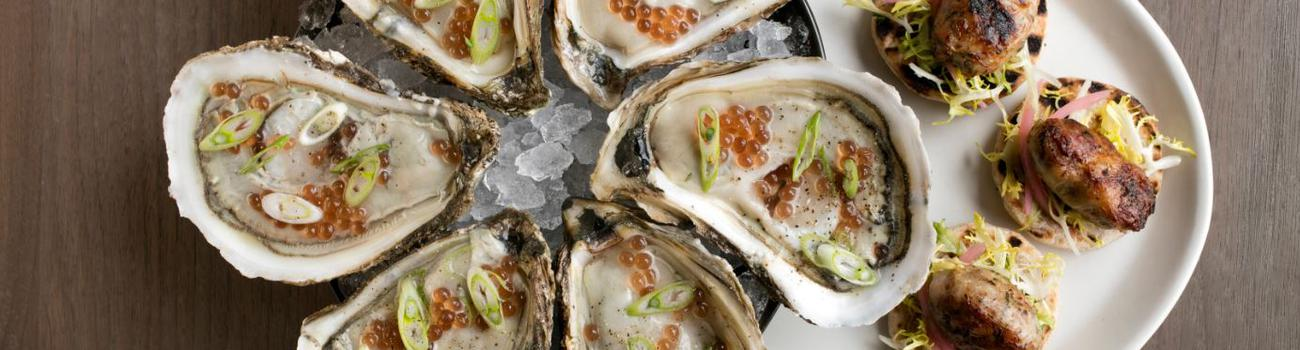 Bevy Oysters