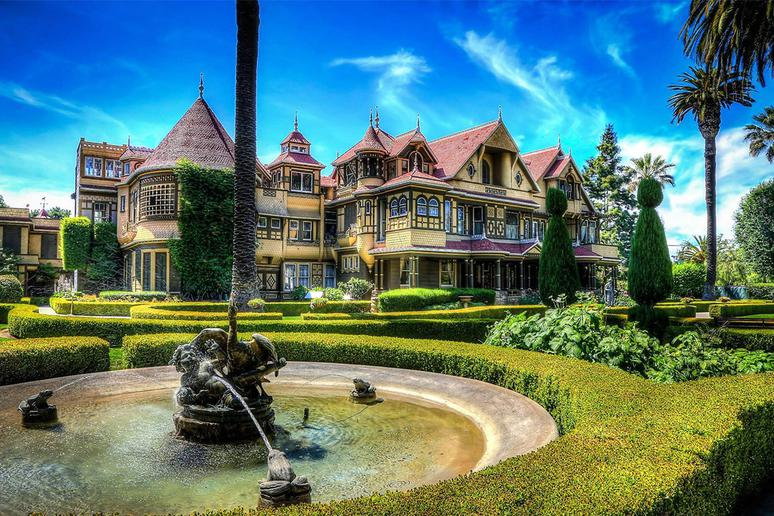 Winchester Mystery House, San Jose, Calif.