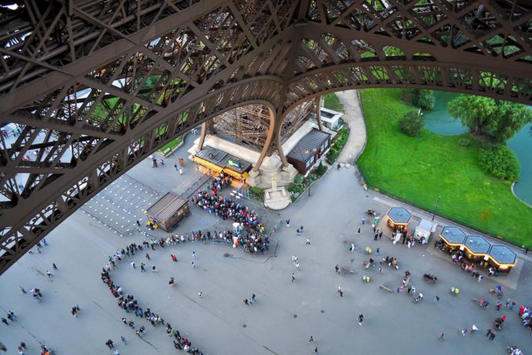 The Eiffel Tower – France