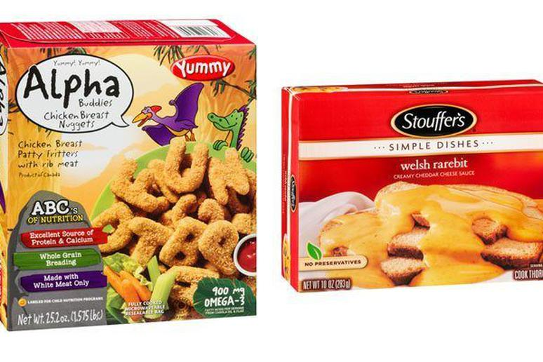 10 Unusual Frozen Foods From Around the World