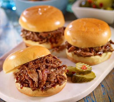 Pulled Pork with Oyster Flavored Sauce