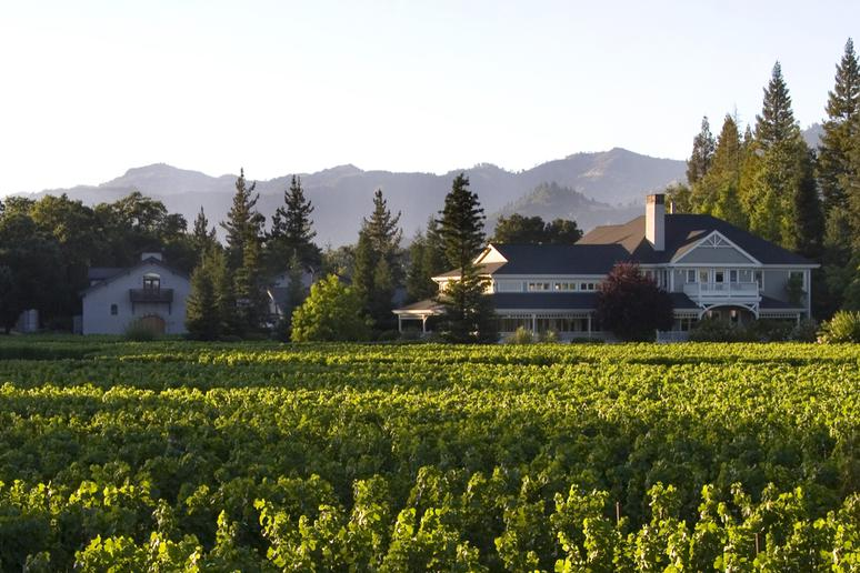38. Duckhorn Vineyards, St. Helena, Calif.