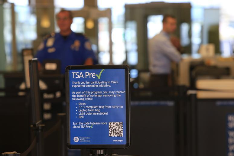Or apply for Global Entry
