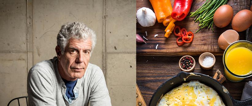 How Celebrity Chefs Make the Perfect Scrambled Eggs