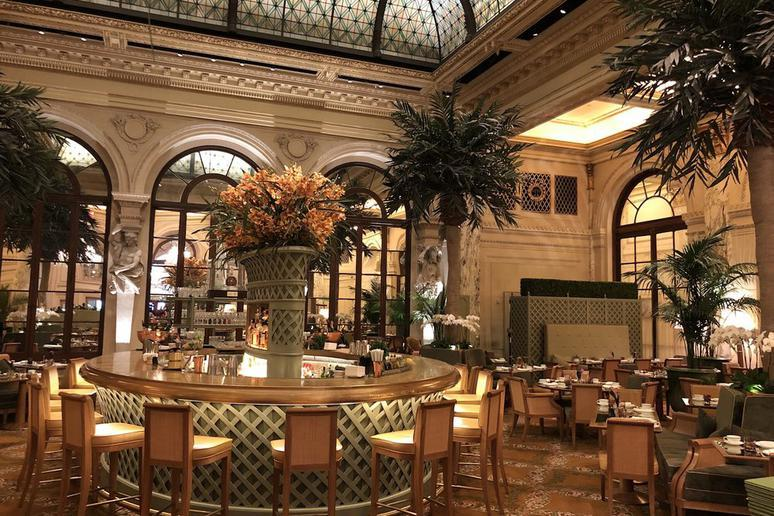 Palm Court at the Plaza Hotel (New York, New York)