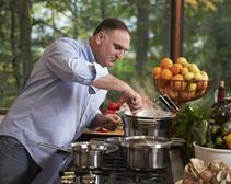 It's like having one of the world's greatest chefs right in your kitchen!