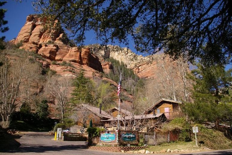 The Canyon Wren Cabins for Two (Sedona, Ariz.)