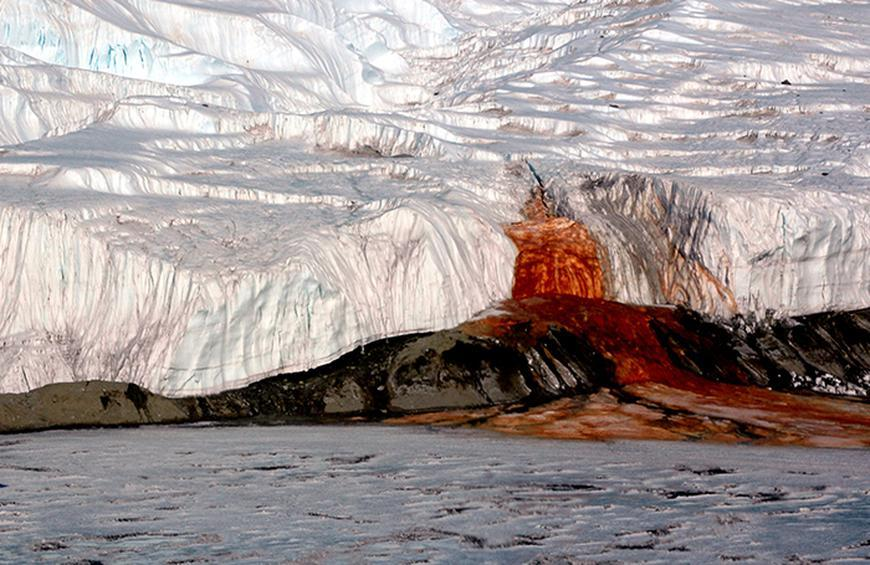 Blood Falls (Antarctica)