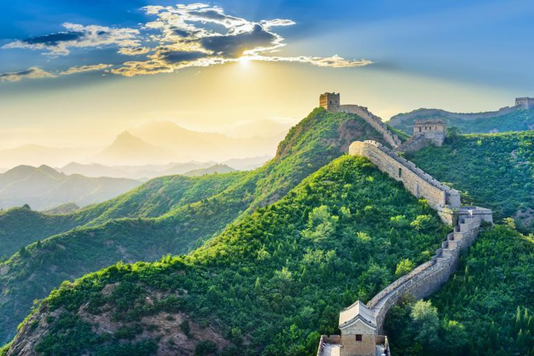 Hike the Great Wall of China