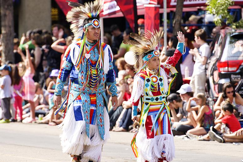 Celebrate National Aboriginal Day