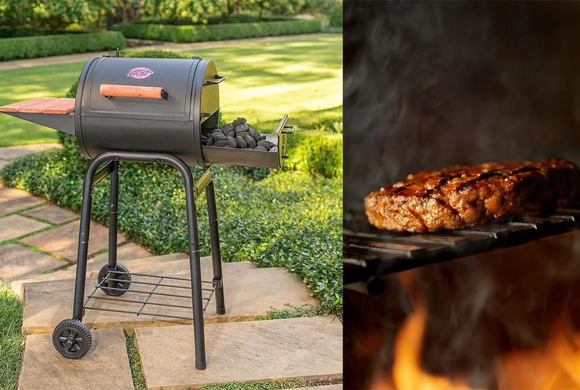 Char Griller Patio Pro Charcoal Grill 70 13