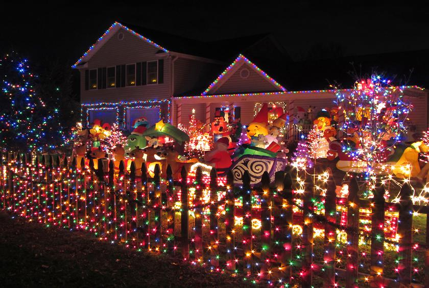 american christmas lights