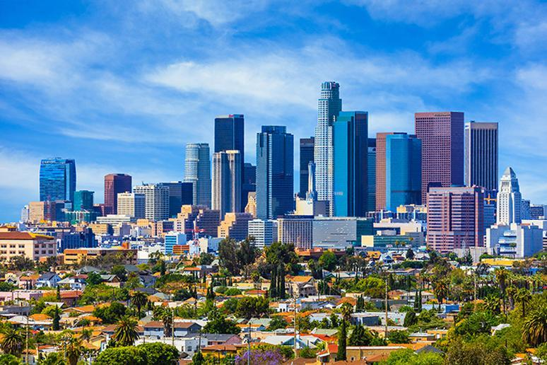 21. Los Angeles, California