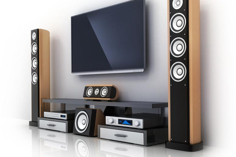 Get a Home Stereo System