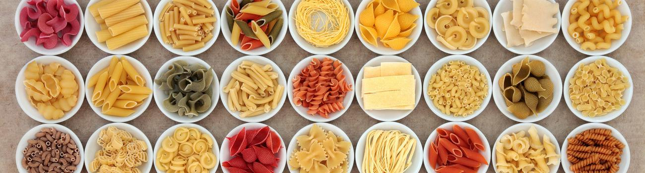 Twitter Is Obsessed With This Ranking of Pasta Shapes