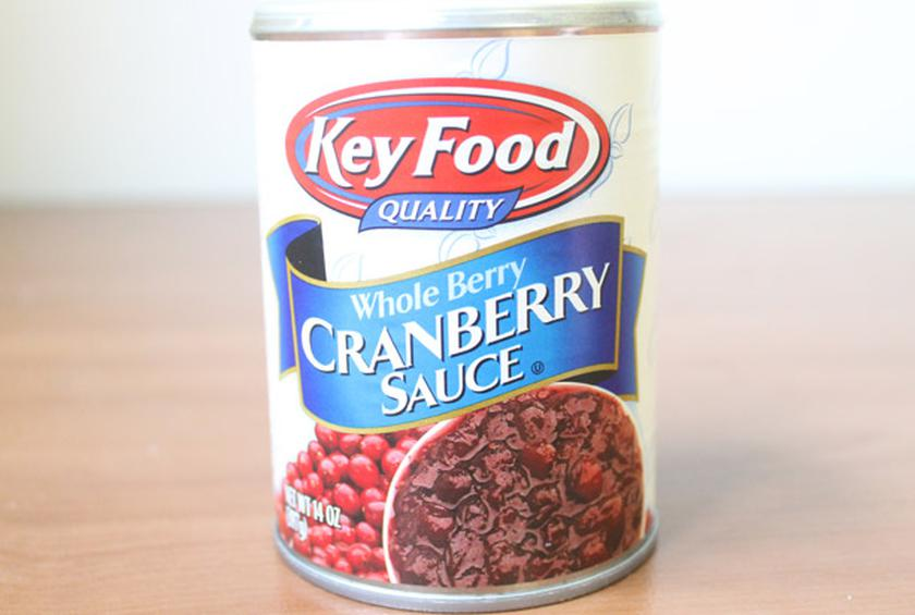 Canned Cranberry Sauce Price At Food  Less
