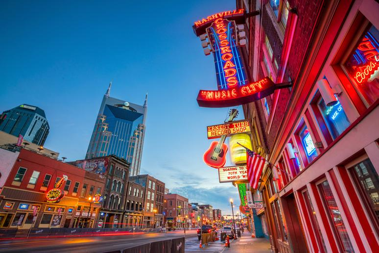 10. Tennessee