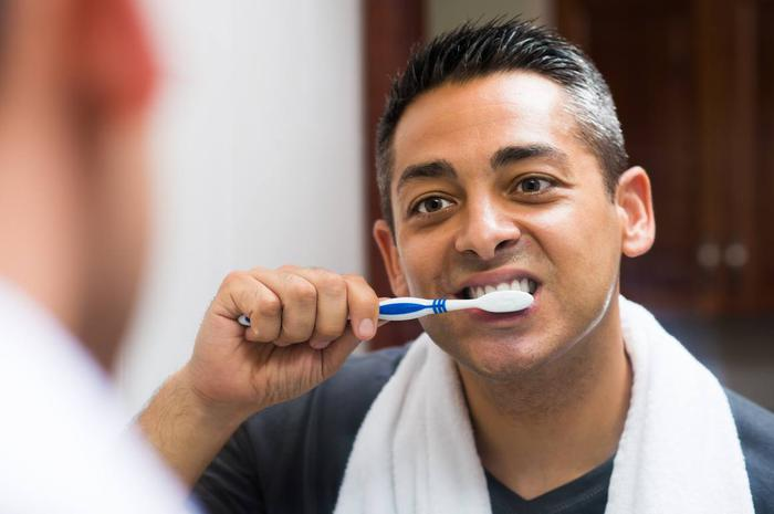 Brush Your Teeth After Eating