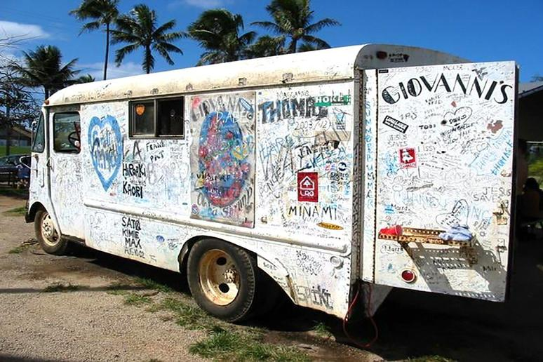 Big Wave Food Truck Oahu