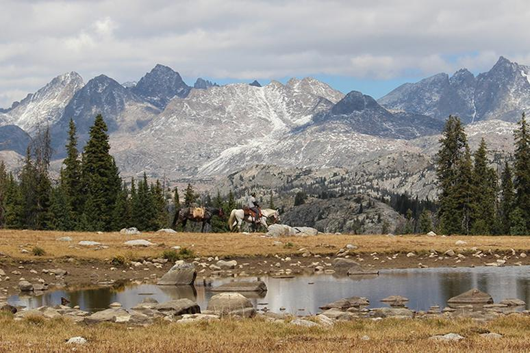 Wyoming - Wind River Range