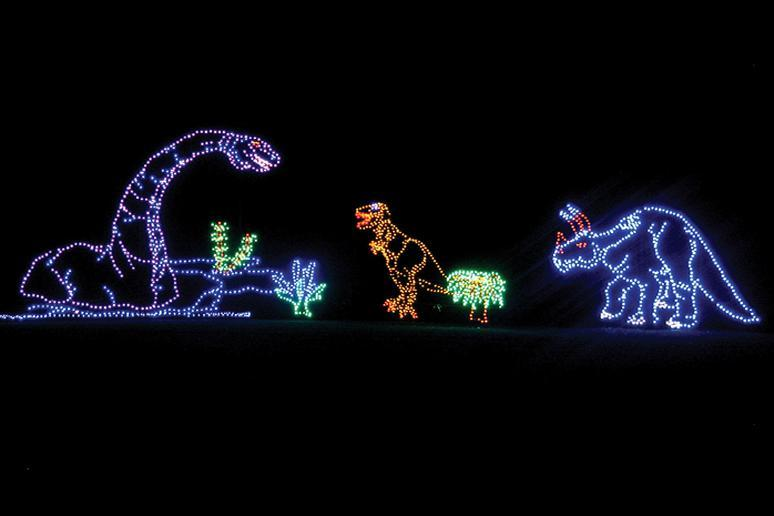 West Virginia: Winter Festival of Lights (Wheeling)