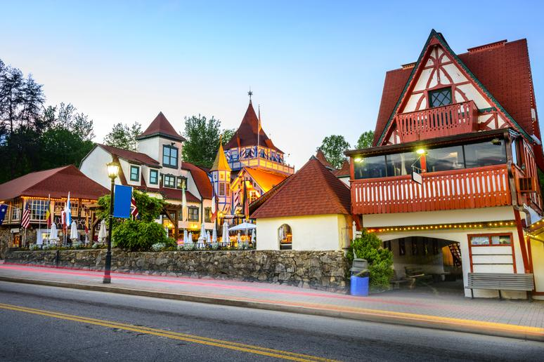 These American Small Towns Feel Just Like Europe