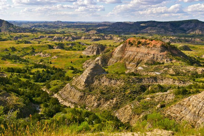 North Dakota - Theodore Roosevelt National Park