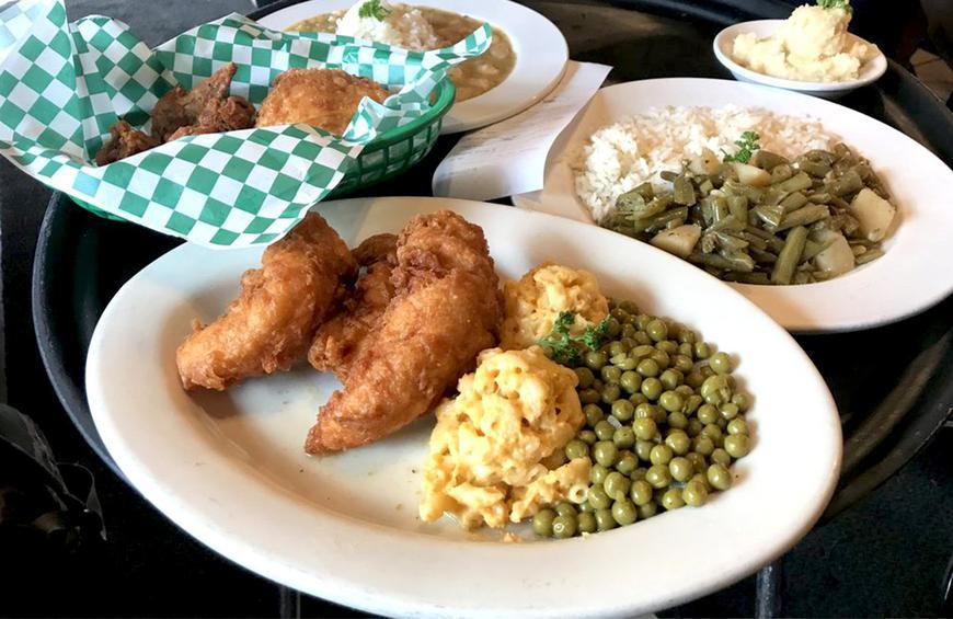Willie Mae's Scotch House (New Orleans, Louisiana)