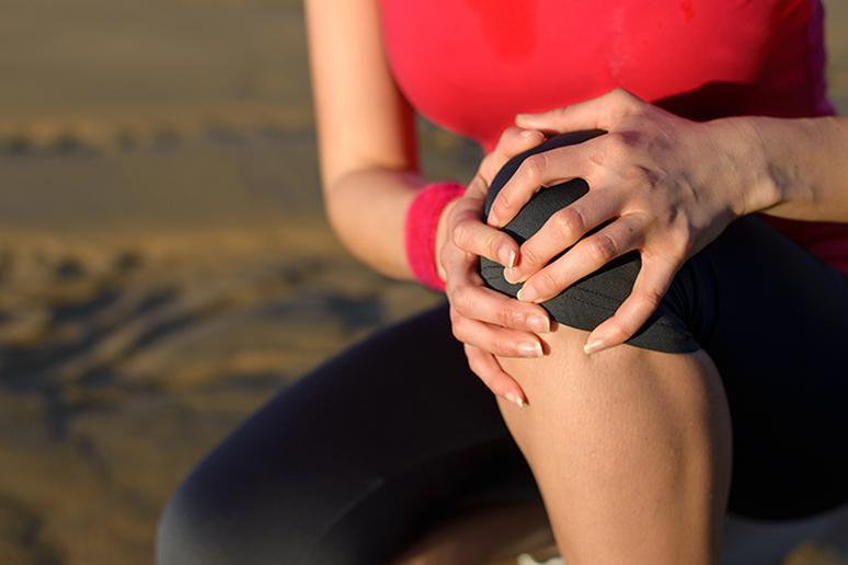You could develop osteoarthritis