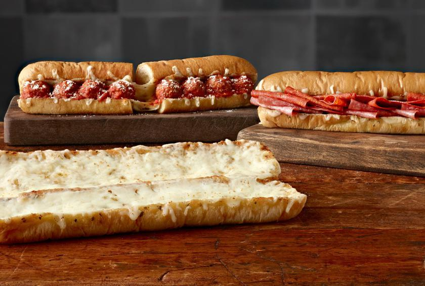 Vampires Beware Subway Now Sells Two Subs On Cheesy Garlic Bread