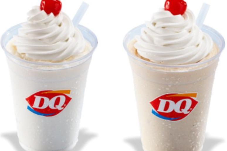 Chemical Cleaner in Dairy Queen Shake Hospitalizes Child