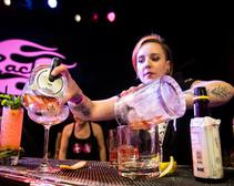 Speed Rack Tour Pours Cocktails for a Cause