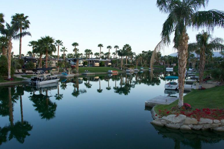 11. Motorcoach Country Club - Indio, California